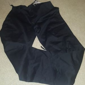 3eac021377 Regal Wear Pants | Mens Black Cargo | Poshmark